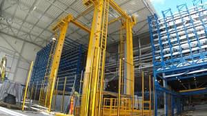 4m korkea turva-aita erikoisvahvoilla 70x70 tolpilla
